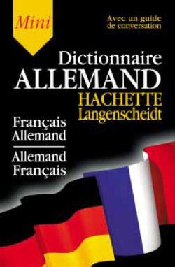 Petit Dictionnaire Français-Allemand/Allemand-Français