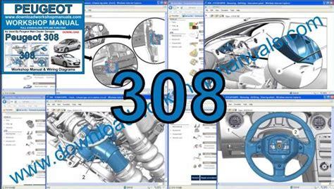 Peugeot 308 2015 Workshop Manual