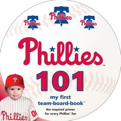 Philadelphia Phillies 101 My First Team Board Books