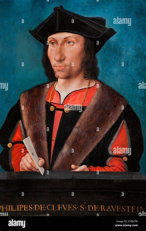 Philippe De Cleves Seigneur De Ravenstein