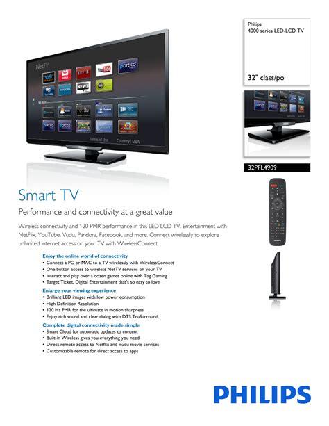 Philips Tv Instruction Manual