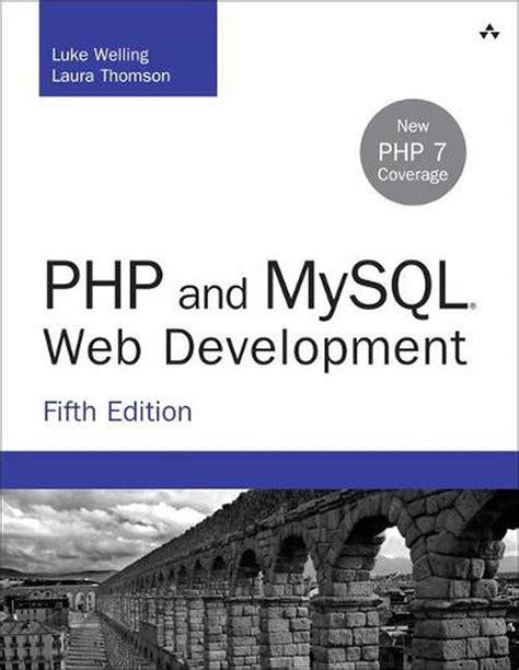 Php And Mysql Web Development 5th Edn
