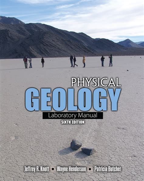 Physical Geology Laboratory Manual Mineral Answers