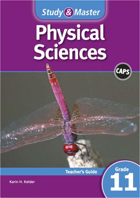 Physical Sciences Study Guide Grade 11