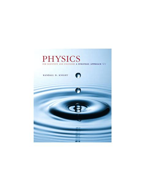 Physics For Scientists And Engineers Solution Manual 4th Edition