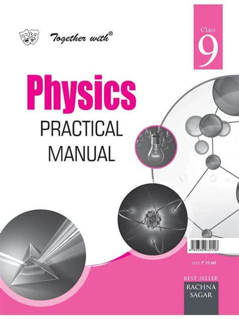 Physics Practical Manual Bput