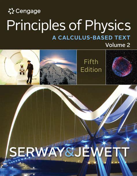 Physics Serway Jewett Solutions Manual 5th Edition
