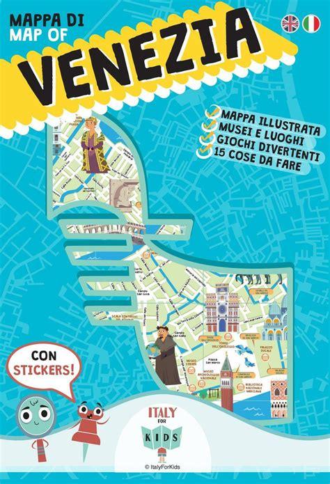 Pianta Di Venezia Ediz Italiana E Inglese