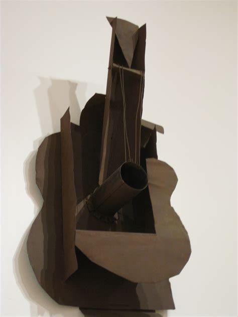 Picasso Guitars 1912 1914
