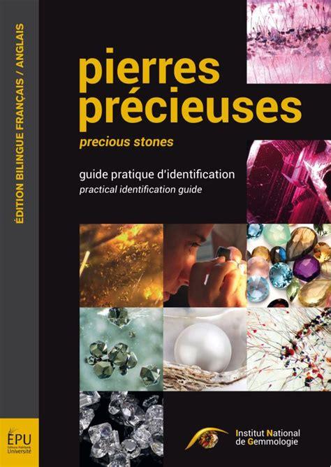 Pierres Precieuses Guide Pratique D Identification