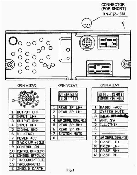 Pioneer Mosfet Cd Radio Wiring Diagram