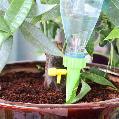 Plantes d'intérieur : Avec 2 gouttes à gouttes