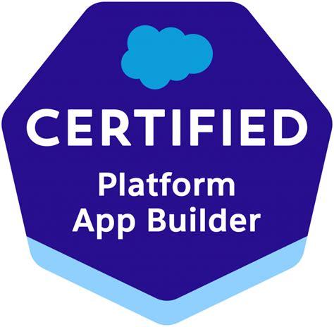 Platform-App-Builder Zertifizierung