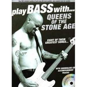 Play Bass With Queens Of The Stone Age