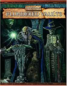 Plundered Vaults Warhammer Fantasy Roleplay By Green Ronin 2005 03 29