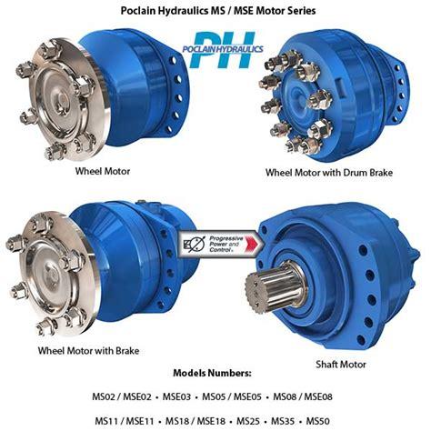Poclain Ms 18 Wheel Motor Maintenance Manual