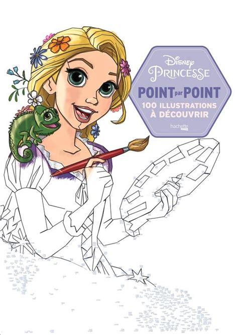 Points A Relier Princesses Disney