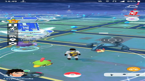 Pokemon Go Mod