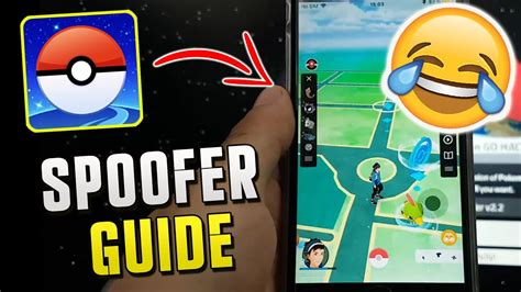 Pokemon Go Spoofing Android