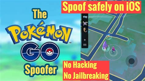 Pokemon Go Spoofing Ios