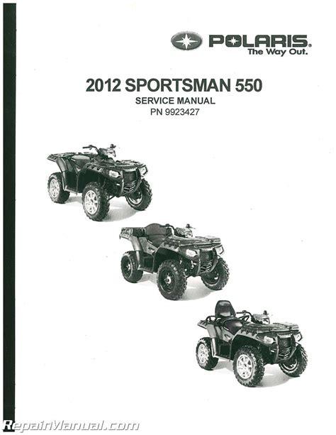 Polaris 550 Edge Service Manual