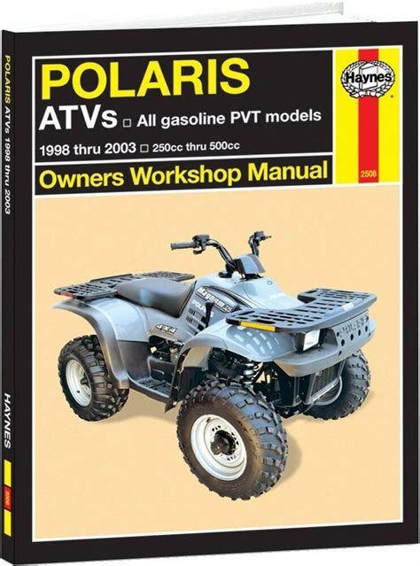 Polaris Atv Sportsman 500 H O 2012 Service Repair Manual