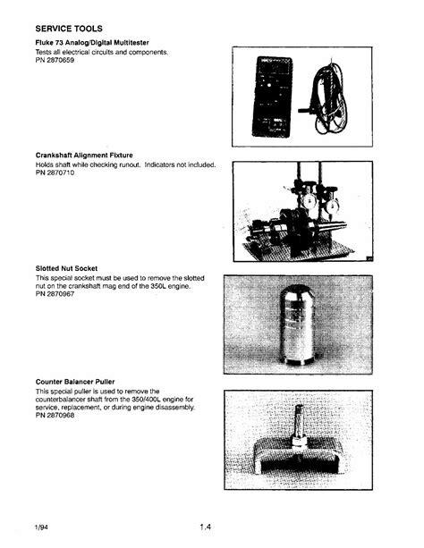 Polaris Atv Xplorer 4x4 1995 Workshop Repair Service Manual