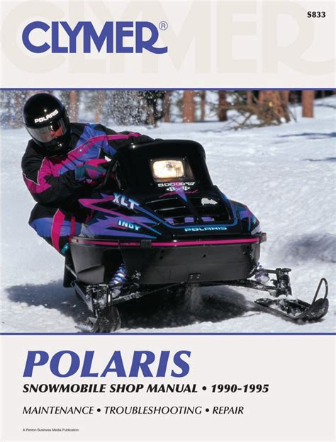 Polaris Indy 400 1989 1990 Service Repair Manual