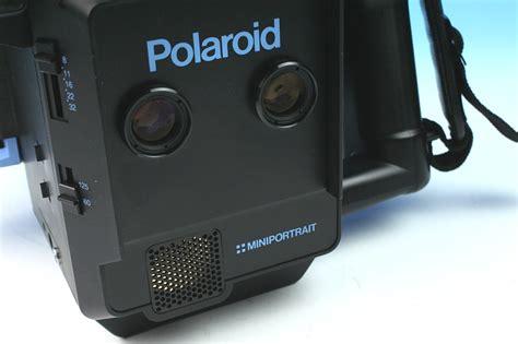 Polaroid 203 Passport Camera Manual