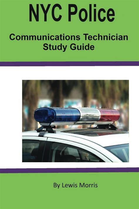 Police Communication Tech Exam Study Guide
