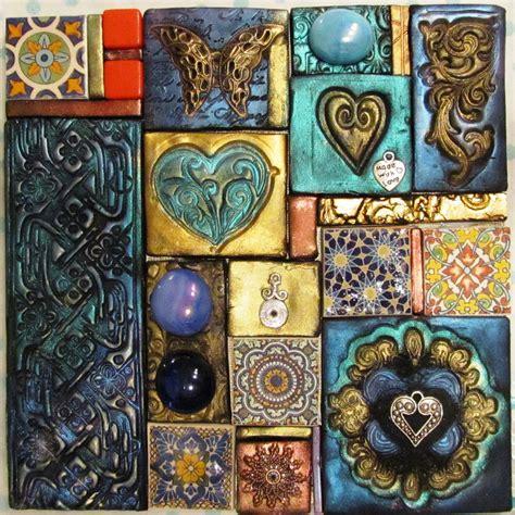 Polymer Clay Mosaics