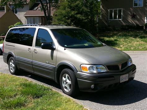 Pontiac Montana Ext 2003 Manual