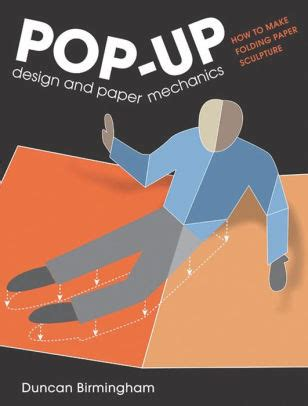 Pop Up Design And Paper Mechanics How To Make Folding Paper Sculpture