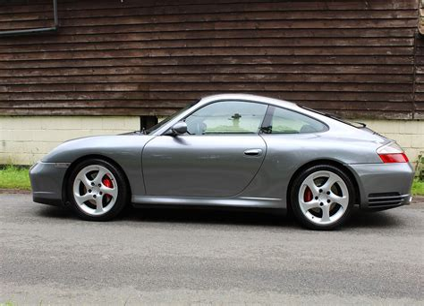 Porsche 911 Carrera 996 Owner Manual