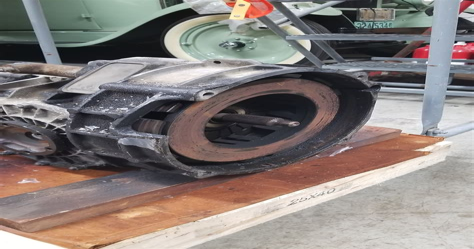 Porsche G50 Transmission Repair Manual