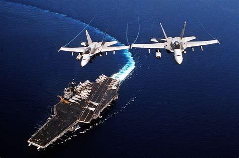 Portaaviones Aircraft Carriers Vehiculos De Alta Tecnologia