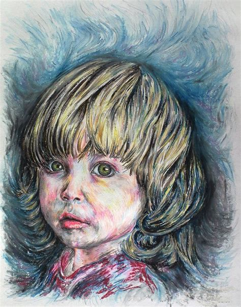 Portraits In Pastels How To Draw And Paint