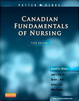 Potter And Perry Fundamentals Of Nursing 7th Edition Apa Citation