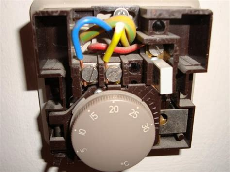 Potterton Prt100 Thermostat Wiring Guide