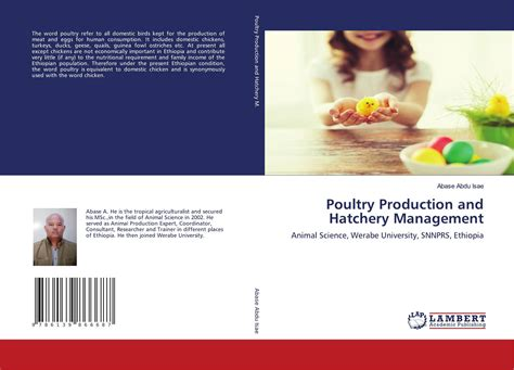 Poultry Production And Hachery Managment Animal Science Werabe University Snnprs Ethiopia