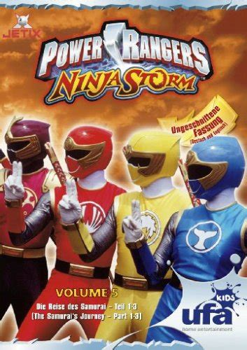 Power Rangers: v. 3 (Power Rangers Ninja Storm) by Douglas Sloan (2004-07-01)