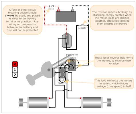 Power Wheels Motorcycle Wiring Diagram
