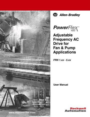 Powerflex 400 User Manual