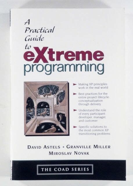 Practical Guide To Extreme Programming David Astels