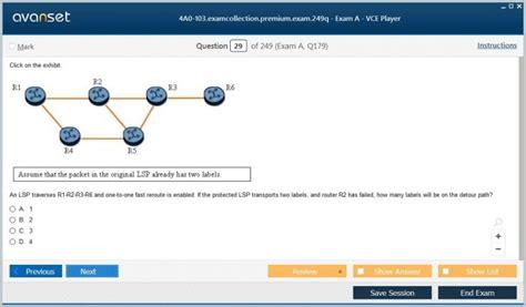 Practice 4A0-250 Test Online