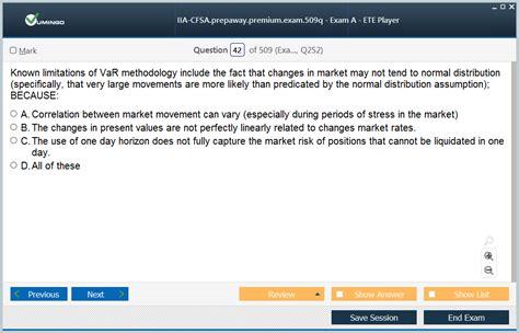 Practice IIA-CFSA-SEC Exam Online