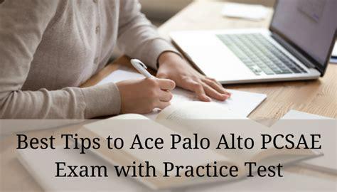 Practice PCSAE Exam