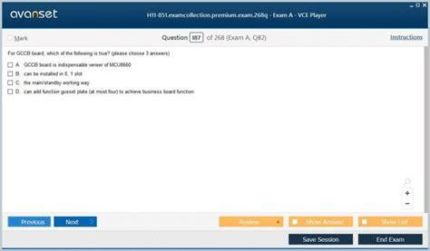 Practice Test H11-851_V3.0 Fee