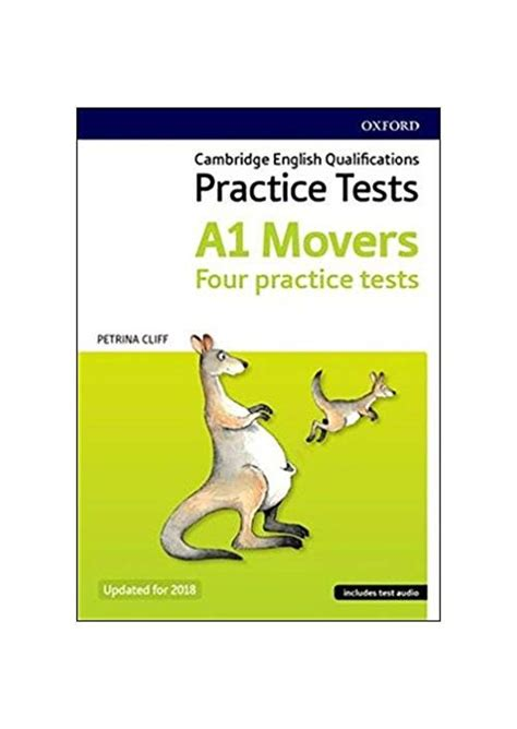 Practice Tests For A1 Movers Cambridge English Qualifications