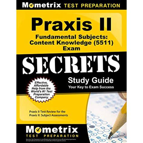 Praxis Ii Physical Science Content Knowledge 0481 Exam Secrets Study Guide Praxis Ii Test Review For The Praxis Ii Subject Assessments